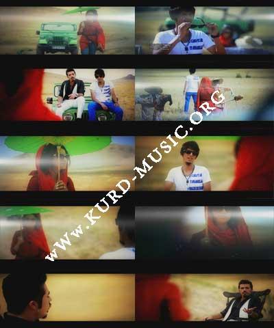 سامان رحمان و میلاد خسروی موزیک ویدیو دنیای من